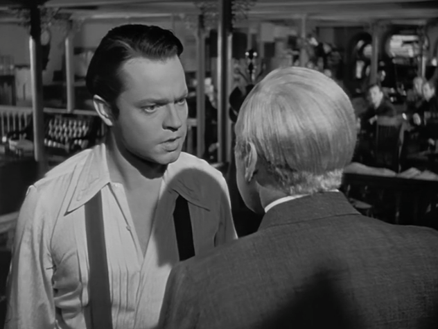 an analysis of the final scene in citizen kane Critical analysis of citizen kane by orson welles the final scene which ends with a zoom out of xanadu allows us to leave this story as we entered with a zoom.