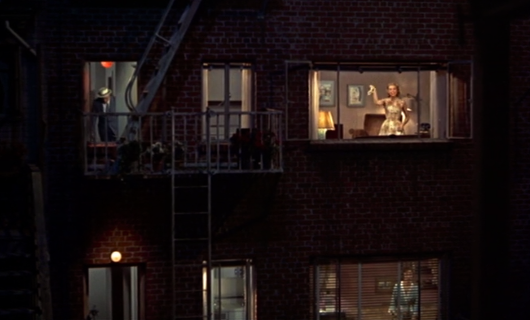 rear window 1954 the film spectrum