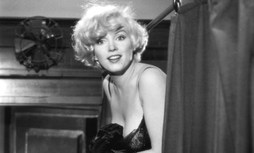 Some Like It Hot Is Quintessential Marilyn