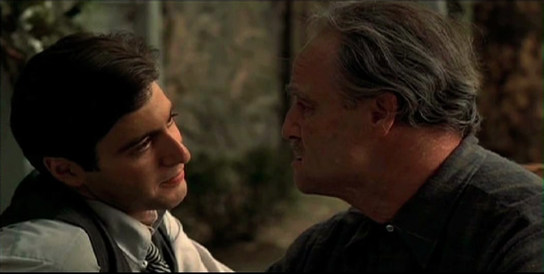 The Godfather 1972 The Godfather Part Ii 1974 The Film Spectrum