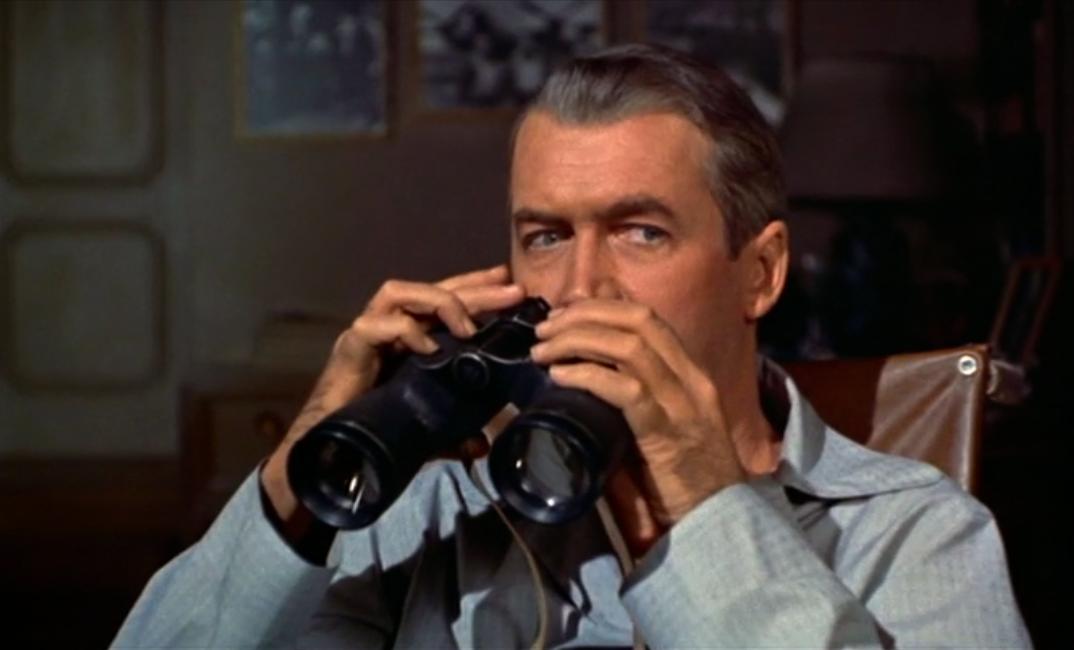 rear window 1954 the film spectrum