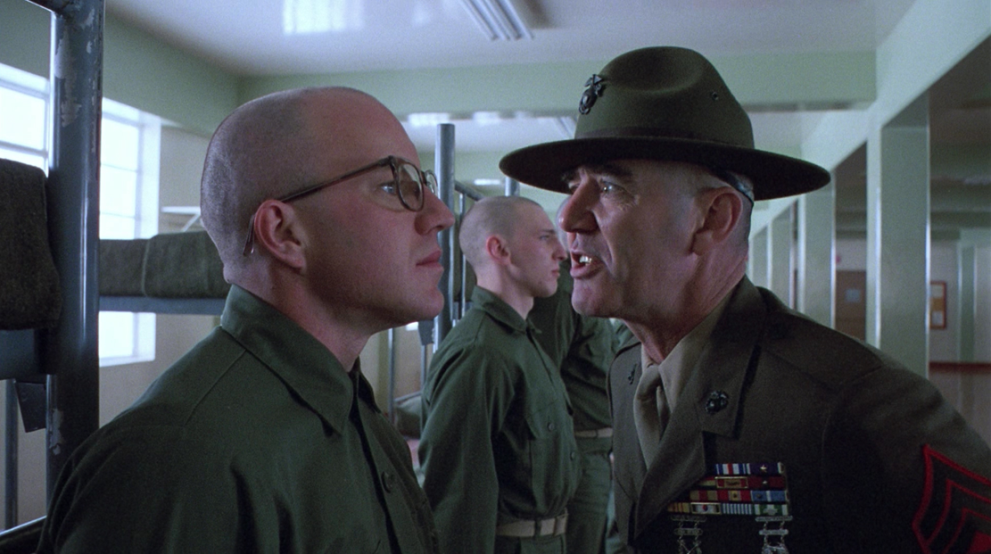 Full Metal Jacket (1987) by Stanley Kubrick (REVIEW)